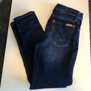 Girls Joe's straight leg jeans size 10